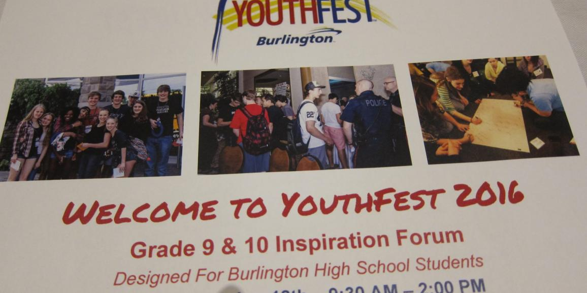 BCA at YouthFest 2016